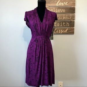 French Connection Jersey Dress Size 8 NWT